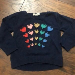 Tucker and Tate size 2t sweater